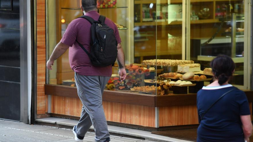 Galicia es la comunidad autónoma más obesa