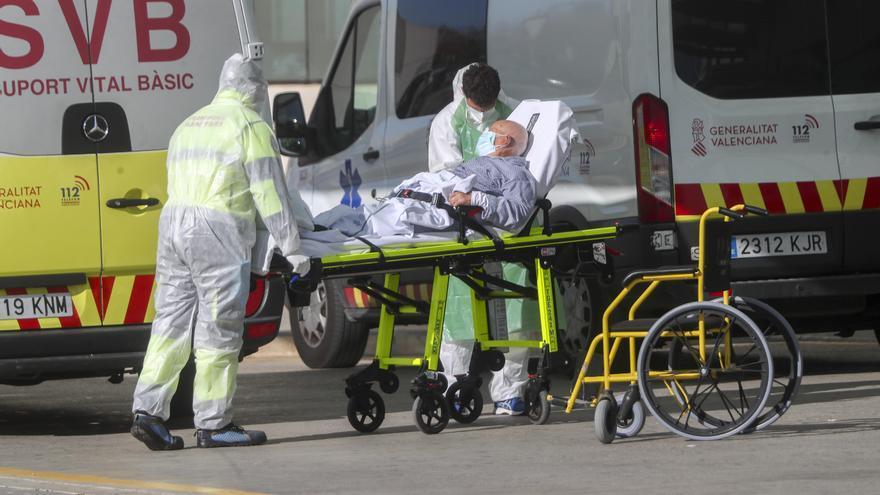 98 muertes y 7.955 nuevos contagios en la Comunitat Valenciana
