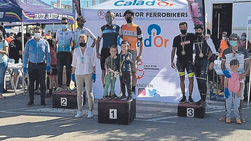 David Muntaner se adjudica el 'Ferrobikers On The Run'