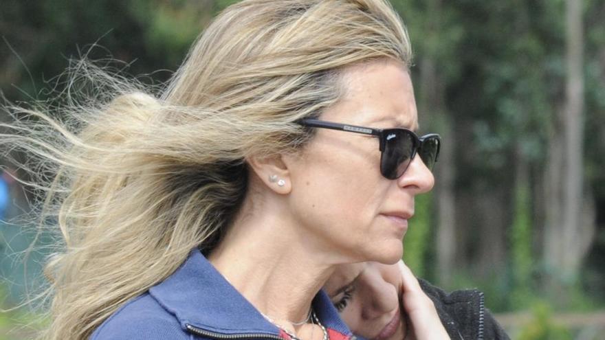 """La madre de Diana Quer se reúne con los padres de 'El Chicle': """"Ustedes no tienen culpa de nada"""""""
