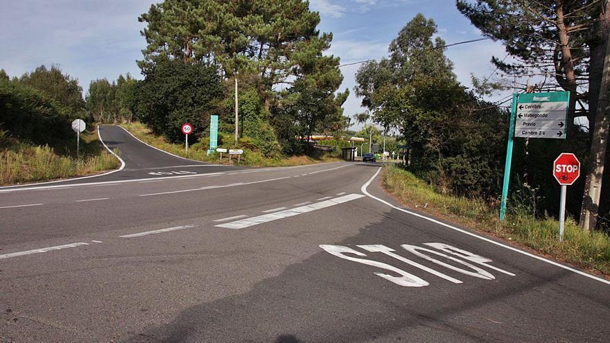 La Diputación contrata la construcción de la rotonda de A Chasqueira tras cinco años