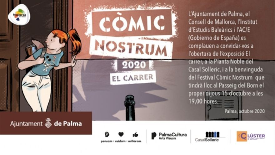 Cómic Nostrum - Al carrer