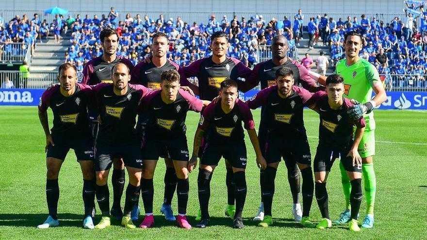 Las valoraciones de los jugadores del Sporting tras la derrota ante el Fuenlabrada