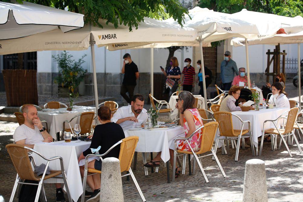 El turismo vuelve a Córdoba