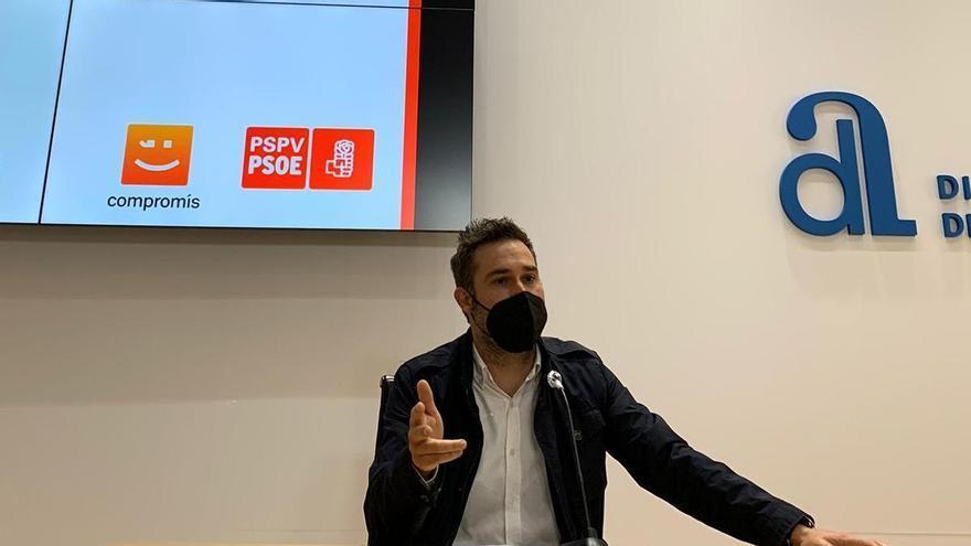 Compromís critica que la burocracia de la Diputación limita a cinco los municipios que pueden cobrar las ayudas covid para pymes y autónomos