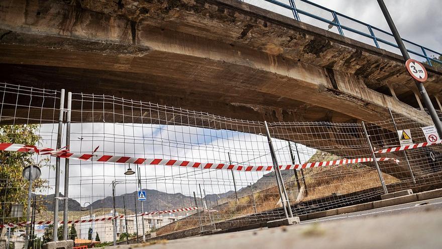 Urbanismo planea una nueva vía en San Andrés a través del Valle de Las Huertas