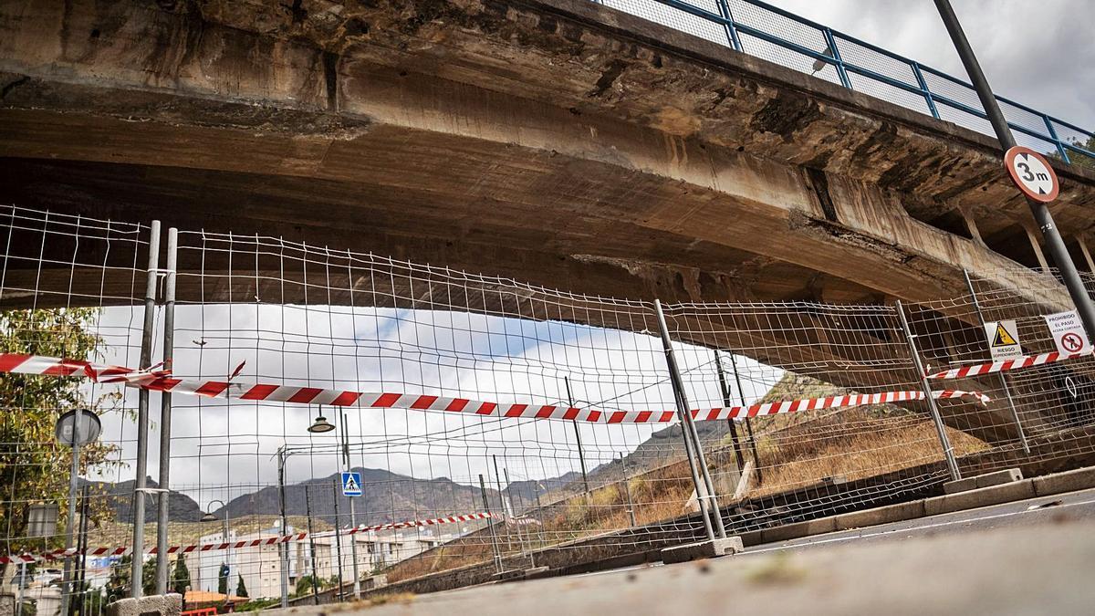 Puente de San Andrés en Santa Cruz de Tenerife.  |  |  ANDRÉS GUTIÉRREZ
