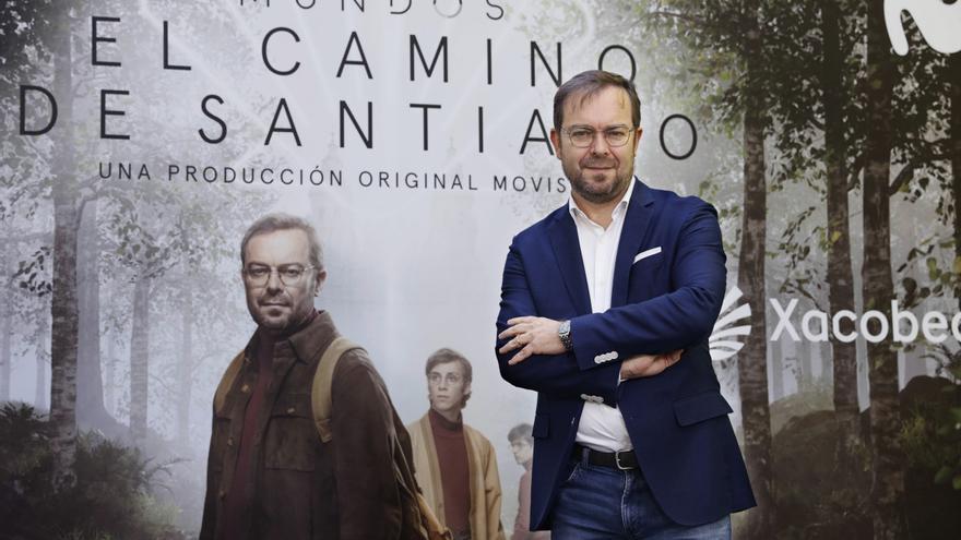 """Javier Sierra recorrerá el Camino de Santiago """"más místico"""" en su programa 'Otros mundos'"""