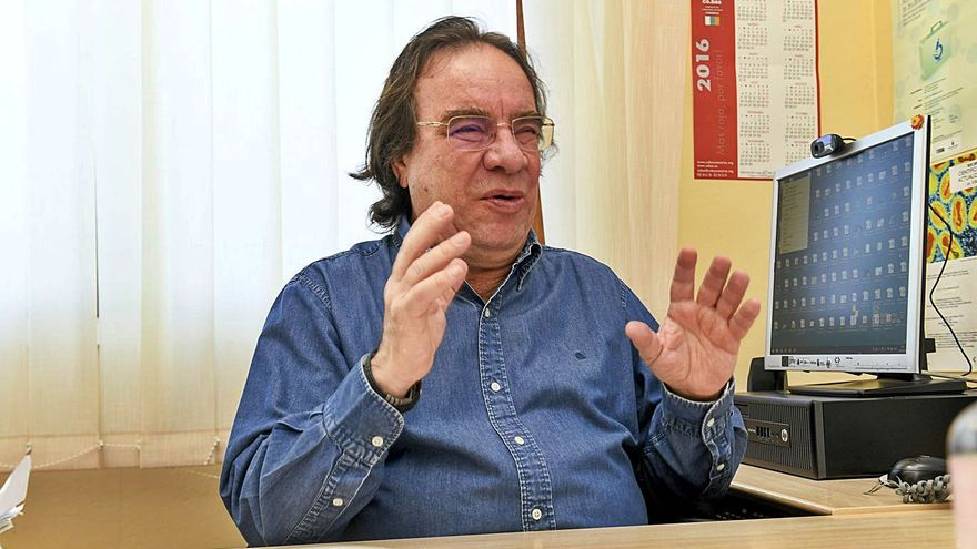 """Amos García Rojas : """"En 2021 podremos tener hasta tres vacunas circulando"""""""
