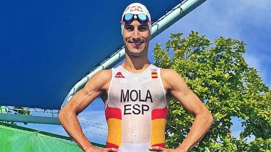 Mola persigue la medalla olímpica que se le escapó en Londres y Río