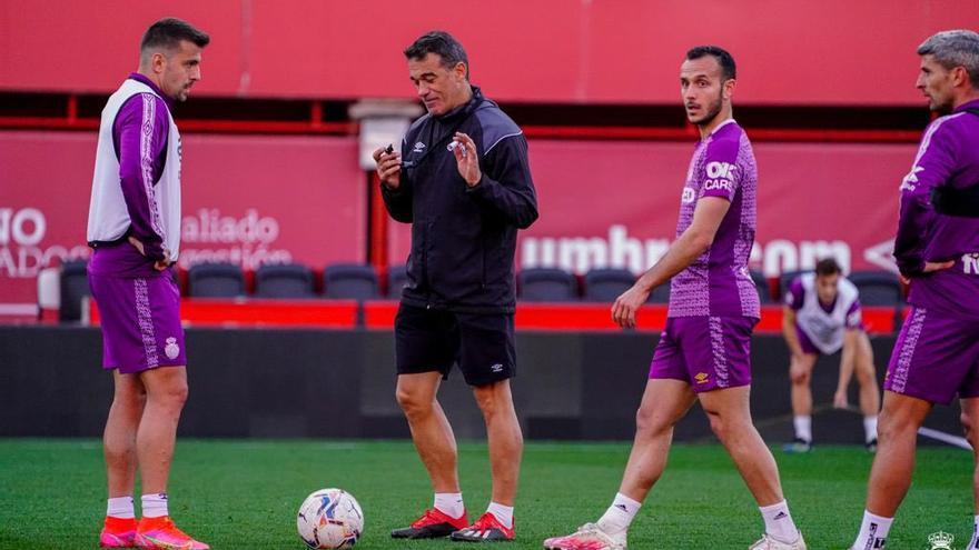 """Luis García: """"Tengo ganas de volver a ganar fuera, no me explico lo que ha pasado"""""""