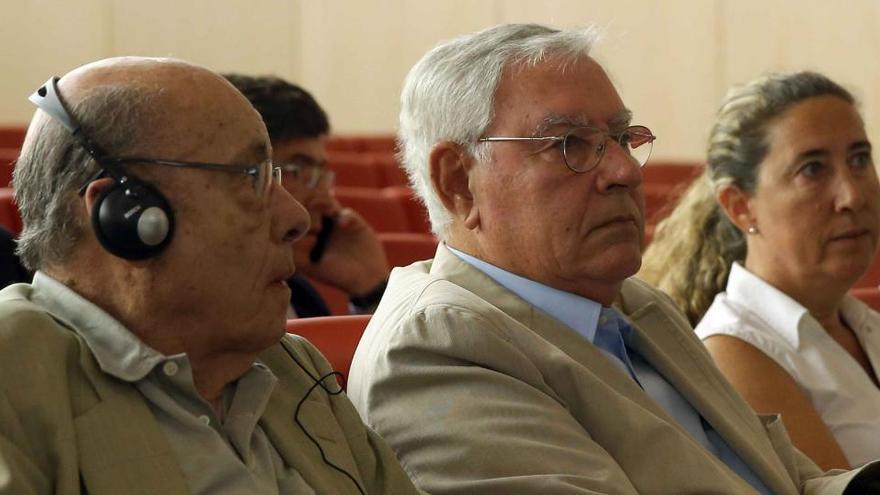 Fèlix Millet deberá ingresar en la cárcel antes del 25 de junio pese a pedir el indulto