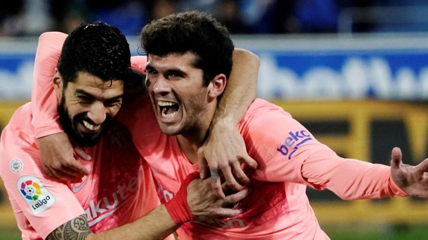 El Barça cede al Getafe a Carles Aleñá
