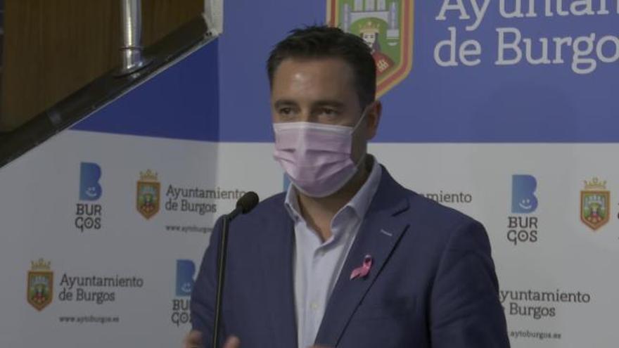 Alcalde de Burgos confirma el confinamiento de la ciudad por el covid-19