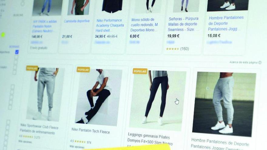 """Consumo peinará las """"webs"""" con productos superventas para cazar abusos"""
