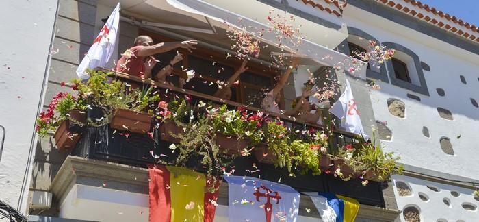 Fiesta de Santiago en Tunte