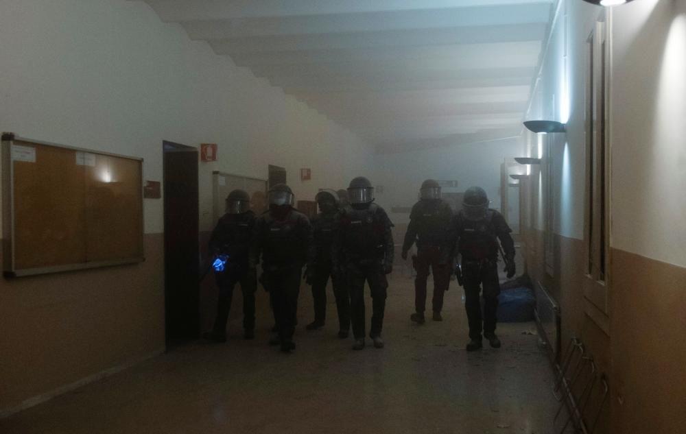Els Mossos s''emporten detingut el raper Pablo Hásel el 16 de febrer del 2021