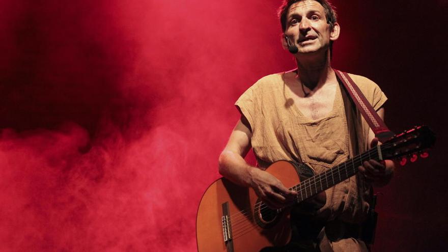 Albert Pla, un genio del desconcierto que actúa en Murcia