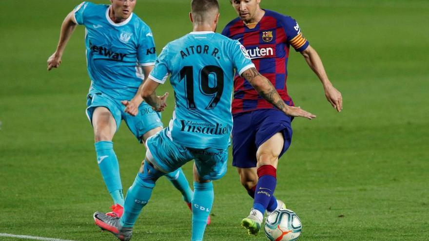 FC Barcelona - Leganés