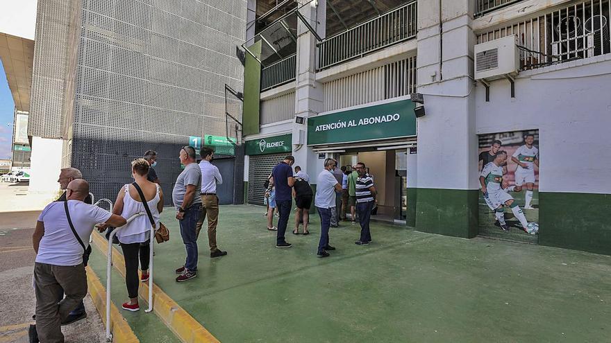 La nueva campaña y la visita del Real Madrid disparan la venta de abonos