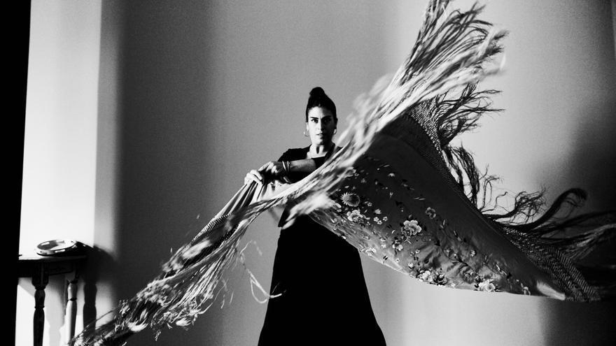 La bailaora Leilah Broukhim abre la Temporada de Danza en Ibiza con el espectáculo 'Lorca poeta flamenco'