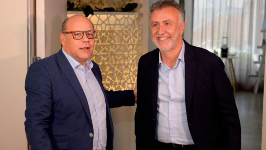 El PSOE federal valora un acuerdo para el Gobierno de Torres con Coalición