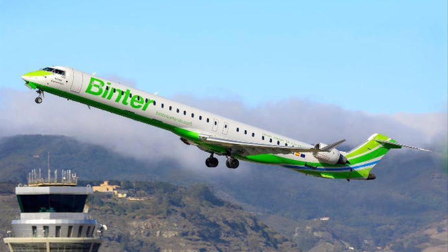 Nuevo 'bintazo' con billetes de avión desde 30,70 euros
