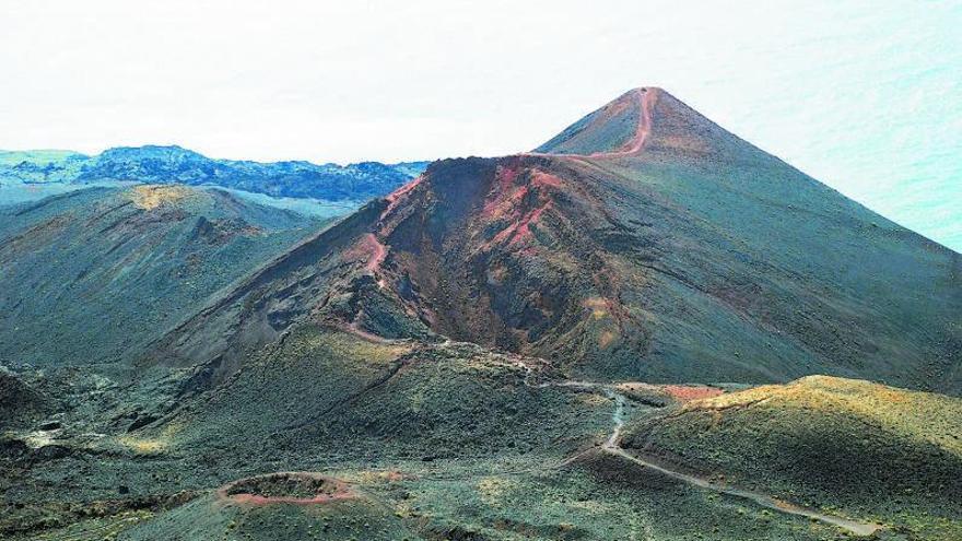 La Palma enlaza dos  días de calma sísmica
