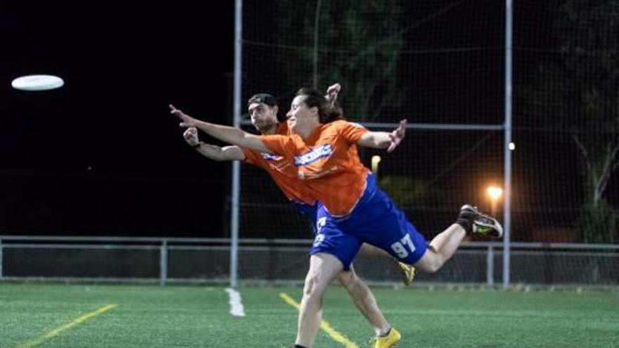 El club gironí Disctèrics, al Mundial d'Ultimate frisbee