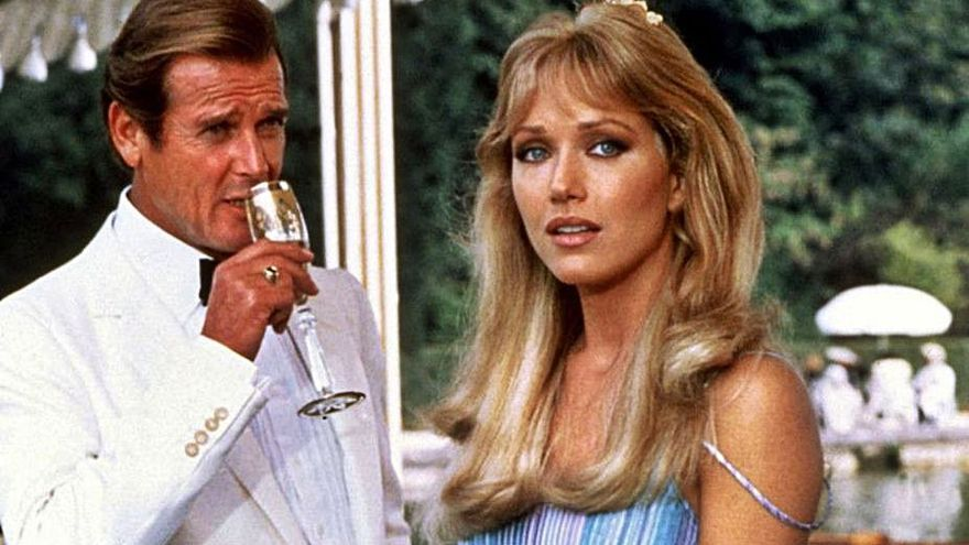 """Muere Tanya Roberts, 'chica Bond' en """"Panorama para Matar"""""""