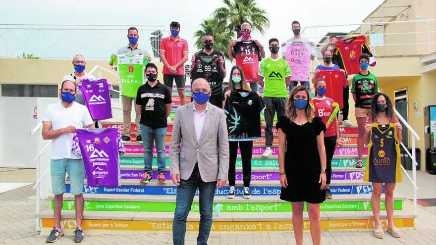 El programa deportivo 'Jugam amb l'elit' llega a 4.645 jóvenes