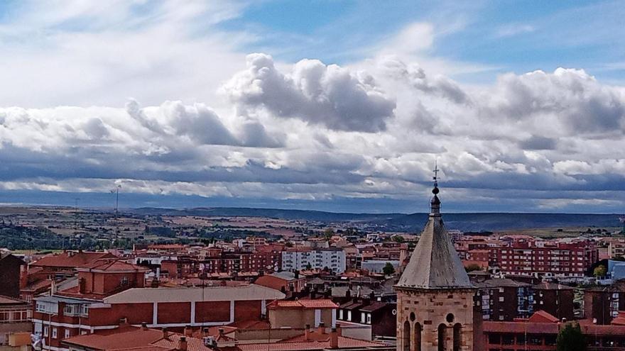 El tiempo en Zamora hoy, lunes | Semana de contrastes y picos térmicos
