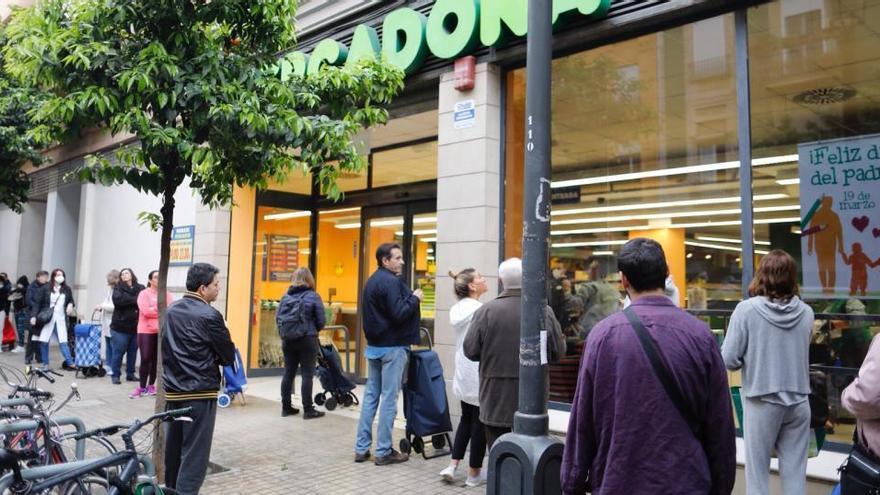 Horarios de los supermercados en Semana Santa