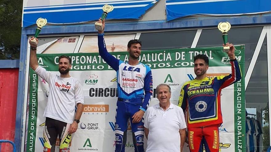 Contundente victoria de Joaquín Salcedo en Jerez