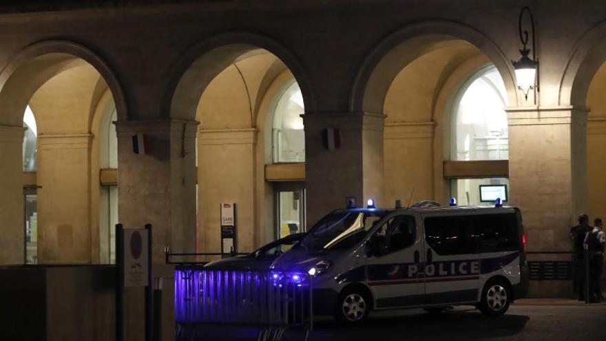 Una falsa alarma de tiroteo obliga a evacuar la estación de trenes de Nimes