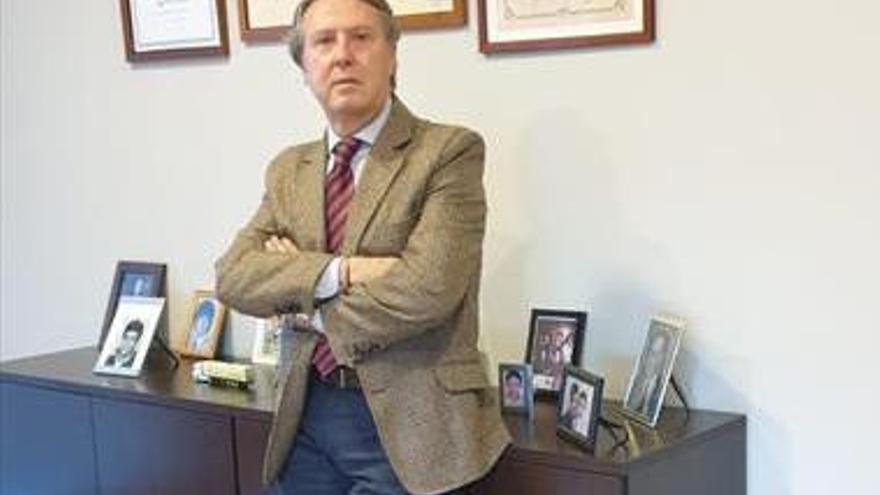 """José Salido, gerente de empresa de transportes: """"Las primeras semanas han sido agotadoras"""""""