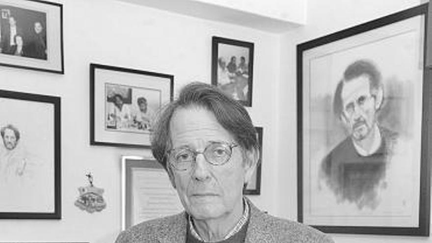 Fallece a los 80 años el dramaturgo y editor coruñés Francisco Pillado Mayor