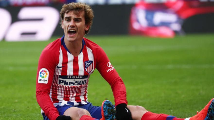 Griezmann no se presenta a la pretemporada del Atlético