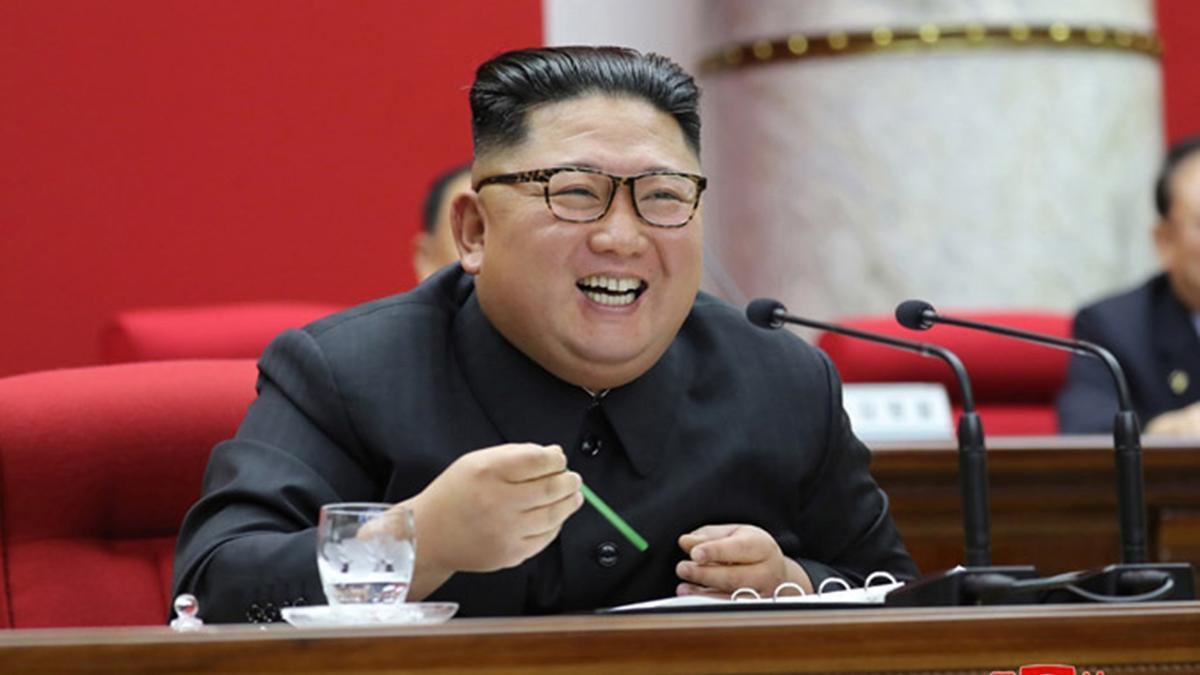 El dictador de Corea del Norte, Kim Jong-un.