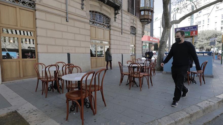 Can Joan de s'Aigo abre terraza