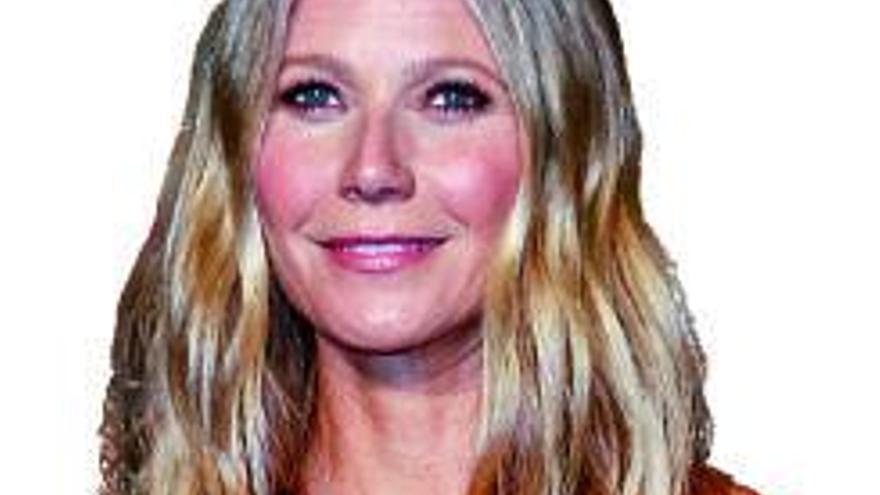 """Gwyneth Paltrow, enganchada a """"Patria"""""""