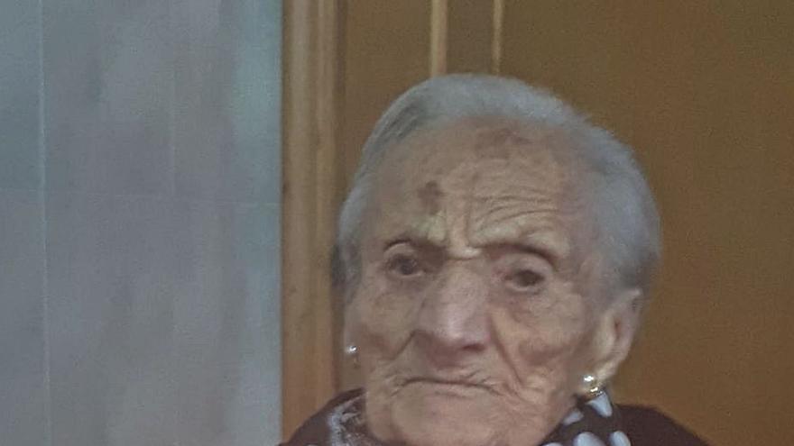 Vila de Cruces tiene abuela