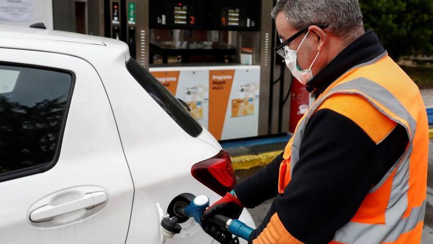 El Gobierno garantiza que al menos esté abierta una gasolinera en cada municipio