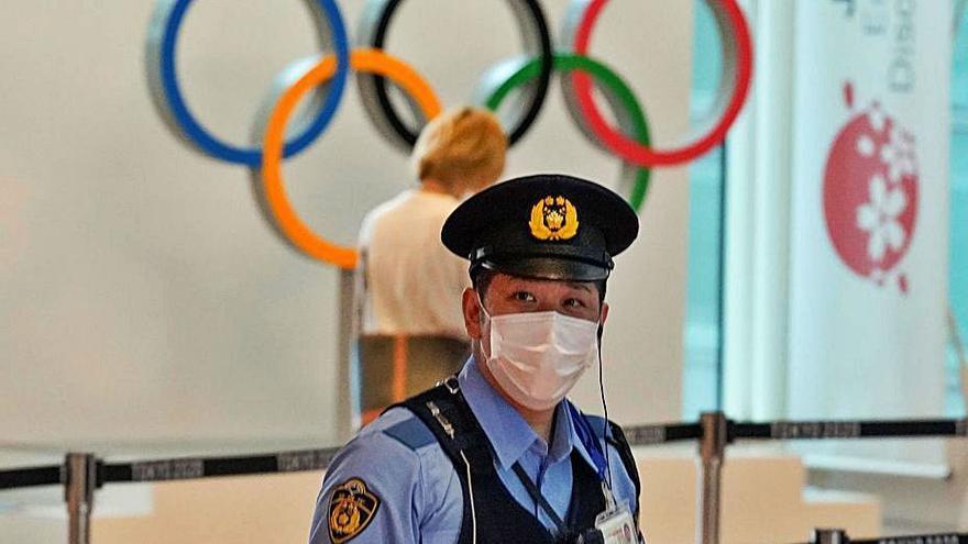 Detectan el primer positivo  por covid en la Villa Olímpica