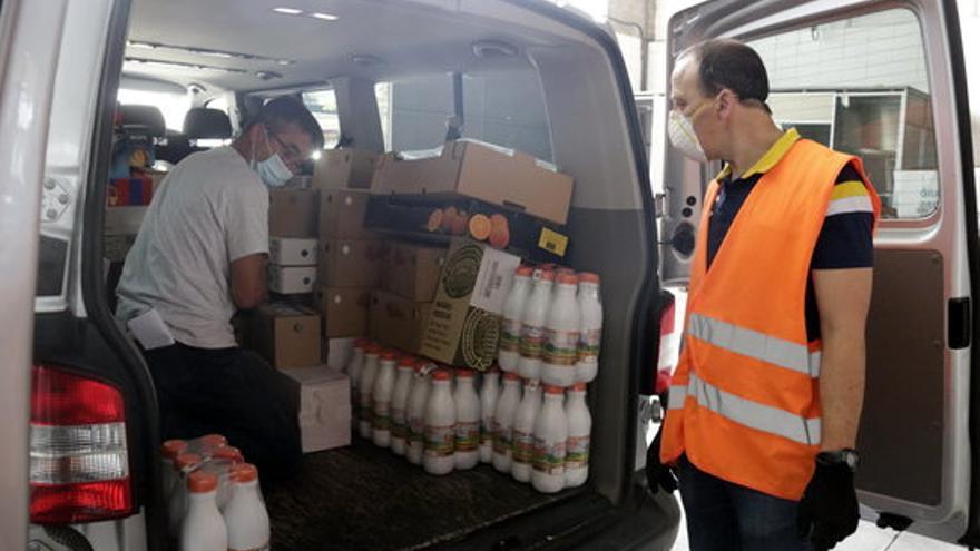 El Banc dels Aliments atén 8.030 persones en un any a l'Alt Empordà
