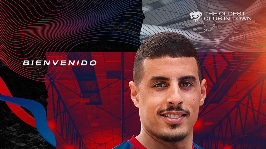 Hamza, primer fichaje para la Champions League
