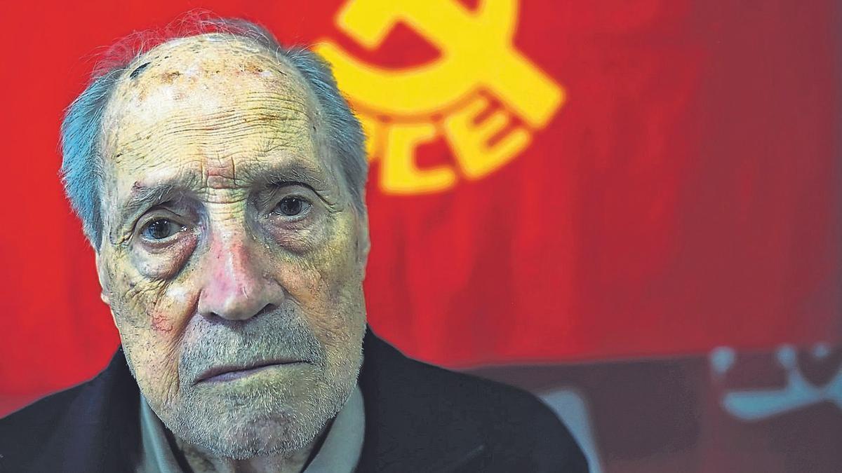 Amable García, el comunista con una farsa por Consejo de Guerra