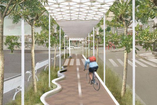 Estos son los 13 proyectos para reformar la fachada marítima de Gijón desde Cimadevilla a El Natahoyo