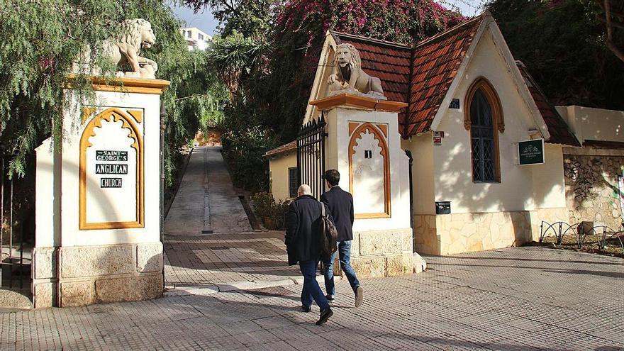 El Ayuntamiento de Málaga busca vías para tratar de ayudar al Cementerio Inglés