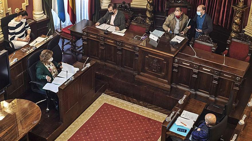 El Concello consensuará con todos los sectores sociales el borrador de veladores